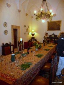 abbazia cena conventuale