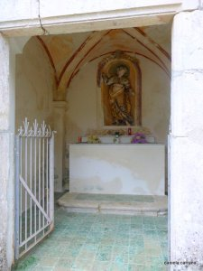 cappella di s. rosalia