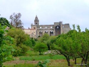 l'abbazia - la chiesa